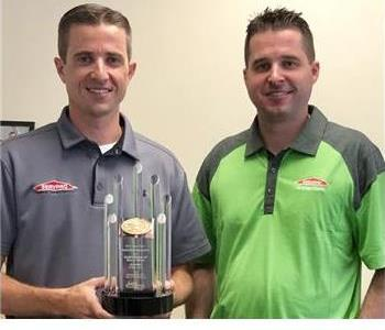 Owners of SERVPRO of Brooklyn Park, Champlin
